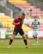 5 September 2020; Dan Casey of Bohemians during the SSE Airtricity League Premier Division match between Shamrock Rovers and Bohemians at Tallaght Stadium in Dublin. Photo by Seb Daly/Sportsfile