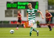 5 September 2020; Liam Scales of Shamrock Rovers during the SSE Airtricity League Premier Division match between Shamrock Rovers and Bohemians at Tallaght Stadium in Dublin. Photo by Seb Daly/Sportsfile