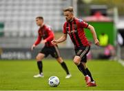 5 September 2020; Keith Ward of Bohemians during the SSE Airtricity League Premier Division match between Shamrock Rovers and Bohemians at Tallaght Stadium in Dublin. Photo by Seb Daly/Sportsfile