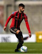 5 September 2020; Danny Mandroiu of Bohemians during the SSE Airtricity League Premier Division match between Shamrock Rovers and Bohemians at Tallaght Stadium in Dublin. Photo by Eóin Noonan/Sportsfile