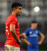 4 September 2020; Conor Murray of Munster during the Guinness PRO14 Semi-Final match between Leinster and Munster at the Aviva Stadium in Dublin. Photo by David Fitzgerald/Sportsfile