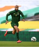 6 September 2020; David McGoldrick of Republic of Ireland during the UEFA Nations League B match between Republic of Ireland and Finland at the Aviva Stadium in Dublin. Photo by Stephen McCarthy/Sportsfile