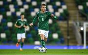 7 September 2020; Steven Davis of Northern Ireland during the UEFA Nations League B match between Northern Ireland and Norway at the National Football Stadium at Windsor Park in Belfast. Photo by David Fitzgerald/Sportsfile