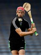 30 August 2020; Eoin Collins of Drom and Inch during the Tipperary County Senior Hurling Championships Quarter-Final match between Borris-Ileigh and Drom and Inch at Semple Stadium in Thurles, Tipperary. Photo by Harry Murphy/Sportsfile