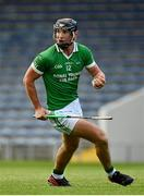 30 August 2020; David Collins of Drom and Inch during the Tipperary County Senior Hurling Championships Quarter-Final match between Borris-Ileigh and Drom and Inch at Semple Stadium in Thurles, Tipperary. Photo by Harry Murphy/Sportsfile