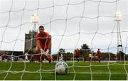 11 September 2020; Bohemians goalkeeper Stephen McGuinness after conceding his side's first goal during the SSE Airtricity League Premier Division match between Bohemians and Waterford at Dalymount Park in Dublin. Photo by Stephen McCarthy/Sportsfile