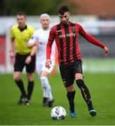 11 September 2020; Danny Mandroiu of Bohemians during the SSE Airtricity League Premier Division match between Bohemians and Waterford at Dalymount Park in Dublin. Photo by Stephen McCarthy/Sportsfile