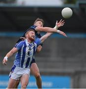 12 September 2020; Darren O'Reilly of Ballyboden St Enda's in action against Tom Lahiff of St Jude's during the Dublin County Senior Football Championship Semi-Final match between Ballyboden St Enda's and St Jude's at Parnell Park in Dublin. Photo by Matt Browne/Sportsfile