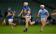12 September 2020; Cian Lynch of Patrickswell in action against Adam McNamara of Na Piarsaigh during the Limerick County Senior Hurling Championship Semi-Final match between Patrickswell and Na Piarsaigh at LIT Gaelic Grounds in Limerick. Photo by Diarmuid Greene/Sportsfile