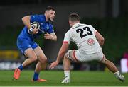 12 September 2020; Robbie Henshaw of Leinster in action against Nick Timoney of Ulster during the Guinness PRO14 Final match between Leinster and Ulster at the Aviva Stadium in Dublin. Photo by Brendan Moran/Sportsfile