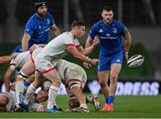 12 September 2020; John Cooney of Ulster during the Guinness PRO14 Final match between Leinster and Ulster at the Aviva Stadium in Dublin. Photo by Brendan Moran/Sportsfile