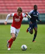 12 September 2020; Chris Forrester of St Patrick's Athletic during the SSE Airtricity League Premier Division match between St. Patrick's Athletic and Sligo Rovers at Richmond Park in Dublin. Photo by Ben McShane/Sportsfile