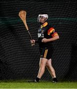 4 September 2020; Ruairí Morrissey of Ardclough during the Kildare County Senior Hurling Championship Round 1 match between Ardclough and Celbridge at Kilcock GAA in Kilcock, Kildare. Photo by Piaras Ó Mídheach/Sportsfile