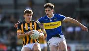 13 September 2020; Oisin O'Neill of Crossmaglen Rangers in action against Ciaran Higgins of Maghery Seán MacDiarmada during the Armagh County Senior Football Championship Final match between Crossmaglen Rangers and Maghery Seán MacDiarmada at the Athletic Grounds in Armagh. Photo by David Fitzgerald/Sportsfile