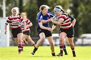 13 September 2020; Meabh Farrell of Enniscorthy during the Southeast Women's Section Plate 2020/21 match between Enniscorthy and Wexford at Gorey RFC in Gorey, Wexford. Photo by Ramsey Cardy/Sportsfile