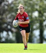 13 September 2020; Action during the Bryan Murphy Southeast Women's Cup match between Tullow and New Ross at Gorey RFC in Gorey, Wexford. Photo by Ramsey Cardy/Sportsfile