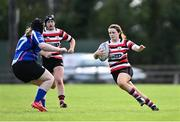 13 September 2020; Action during the Southeast Women's Section Plate match between Enniscorthy and Wexford at Gorey RFC in Gorey, Wexford. Photo by Ramsey Cardy/Sportsfile
