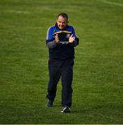 12 September 2020; Sixmilebridge coach Davy Fitzgerald during the Clare County Senior Hurling Championship Semi-Final match between Sixmilebridge and Eire Óg at Cusack Park in Ennis, Clare. Photo by Ray McManus/Sportsfile