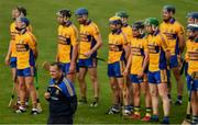 12 September 2020; Sixmilebridge coach Davy Fitzgerald before the Clare County Senior Hurling Championship Semi-Final match between Sixmilebridge and Eire Óg at Cusack Park in Ennis, Clare. Photo by Ray McManus/Sportsfile
