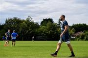 14 September 2020; Scott Fardy during Leinster Rugby squad training at UCD in Dublin. Photo by Ramsey Cardy/Sportsfile