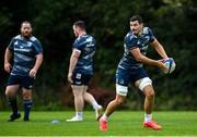 14 September 2020; Max Deegan during Leinster Rugby squad training at UCD in Dublin. Photo by Ramsey Cardy/Sportsfile