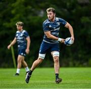 14 September 2020; Will Connors during Leinster Rugby squad training at UCD in Dublin. Photo by Ramsey Cardy/Sportsfile