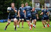 14 September 2020; Jack Dunne during Leinster Rugby squad training at UCD in Dublin. Photo by Ramsey Cardy/Sportsfile