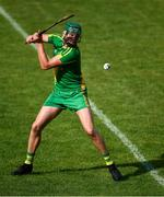 13 September 2020; Jacob Loughlane of O'Callaghan's Mills during the Clare County Senior Hurling Championship Semi-Final match between Ballyea and O'Callaghan's Mills at Cusack Park in Ennis, Clare. Photo by Ray McManus/Sportsfile