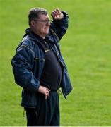 6 September 2020; Knockmore manager Ray Dempsey during the Mayo County Senior Football Championship Semi-Final match between Knockmore and Ballina Stephenites at Elvery's MacHale Park in Castlebar, Mayo. Photo by Brendan Moran/Sportsfile