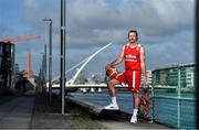 16 September 2020; In attendance at the launch of the four Hula Hoops Senior National Cup draws, Super League and Division One is Griffith College Templeogue Basketball Club captain Stephen James. For full details on the draw, go to www.basketballireland.ie Photo by Brendan Moran/Sportsfile
