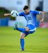 13 September 2020; Stephen Folan of Finn Harps during the SSE Airtricity League Premier Division match between Finn Harps and Derry City at Finn Park in Ballybofey, Donegal. Photo by Stephen McCarthy/Sportsfile