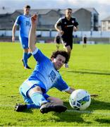 13 September 2020; Barry McNamee of Finn Harps during the SSE Airtricity League Premier Division match between Finn Harps and Derry City at Finn Park in Ballybofey, Donegal. Photo by Stephen McCarthy/Sportsfile