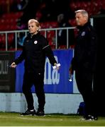 18 September 2020; Sligo Rovers manager Liam Buckley during the SSE Airtricity League Premier Division match between Sligo Rovers and Bohemians at The Showgrounds in Sligo. Photo by Stephen McCarthy/Sportsfile