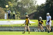 20 September 2020; Gardai look on during the Kerry County Intermediate Hurling Championship Final match between Dr Crokes and Tralee Parnell's at Austin Stack Park in Tralee, Kerry. Photo by David Fitzgerald/Sportsfile