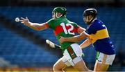 20 September 2020; Noel McGrath of Loughmore-Castleiney in action against Alan Flynn of Kiladangan during the Tipperary County Senior Hurling Championship Final match between Kiladangan and Loughmore-Castleiney at Semple Stadium in Thurles, Tipperary. Photo by Ray McManus/Sportsfile