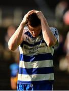 20 September 2020; Matthew Ruane of Breaffy following the Mayo County Senior Football Championship Final match between Breaffy and Knockmore at Elvery's MacHale Park in Castlebar, Mayo.  Photo by Eóin Noonan/Sportsfile