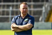 20 September 2020; Kiladangan manager Brian Lawlor before the Tipperary County Senior Hurling Championship Final match between Kiladangan and Loughmore-Castleiney at Semple Stadium in Thurles, Tipperary. Photo by Ray McManus/Sportsfile