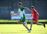20 September 2020; Tom Burke of Baltinglass during the Wicklow County Senior Football Championship Final match between Tinahely and Baltinglass at Joule Park in Aughrim, Wicklow. Photo by Matt Browne/Sportsfile