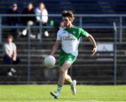 20 September 2020; Patrick Burke of Baltinglass during the Wicklow County Senior Football Championship Final match between Tinahely and Baltinglass at Joule Park in Aughrim, Wicklow. Photo by Matt Browne/Sportsfile