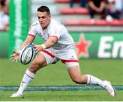 20 September 2020; James Hume of Ulster during the Heineken Champions Cup Quarter-Final match between Toulouse and Ulster at Stade Ernest Wallon in Toulouse, France. Photo by Manuel Blondeau/Sportsfile