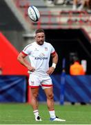 20 September 2020; Alby Mathewson of Ulster looks on during the Heineken Champions Cup Quarter-Final match between Toulouse and Ulster at Stade Ernest Wallon in Toulouse, France. Photo by Manuel Blondeau/Sportsfile