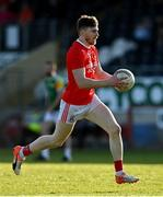 20 September 2020; Rory Brennan of Trillick St. Macartan's during the Tyrone County Senior Football Championship Final match between Trillick St. Macartan's and Dungannon Thomas Clarkes at Healy Park in Omagh, Tyrone. Photo by Ramsey Cardy/Sportsfile