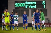 21 September 2020; Michael O'Connor of Waterford following the SSE Airtricity League Premier Division match between Shamrock Rovers and Waterford at Tallaght Stadium in Dublin. Photo by Stephen McCarthy/Sportsfile