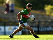 20 September 2020; Brian Derwin of St Brigids during the Roscommon County Senior Football Championship Final match between Padraig Pearses and St Brigids at Dr Hyde Park in Roscommon.  Photo by Harry Murphy/Sportsfile