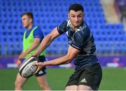 22 September 2020; Andrew Smith during a Leinster Rugby Academy training session at Energia Park in Dublin. Photo by Ramsey Cardy/Sportsfile