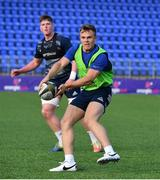 22 September 2020; Michael Silvester during a Leinster Rugby Academy training session at Energia Park in Dublin. Photo by Ramsey Cardy/Sportsfile
