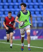 22 September 2020; Alex Soroka during a Leinster Rugby Academy training session at Energia Park in Dublin. Photo by Ramsey Cardy/Sportsfile