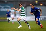 21 September 2020; Jack Byrne of Shamrock Rovers during the SSE Airtricity League Premier Division match between Shamrock Rovers and Waterford at Tallaght Stadium in Dublin. Photo by Stephen McCarthy/Sportsfile