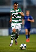 21 September 2020; Graham Burke of Shamrock Rovers during the SSE Airtricity League Premier Division match between Shamrock Rovers and Waterford at Tallaght Stadium in Dublin. Photo by Stephen McCarthy/Sportsfile
