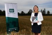 23 September 2020; CEO of the Federation of Irish Sport, Mary O'Connor at the release of the Federation of Irish Sport's pre-Budget submission 2021 at Sport Ireland National Sports Campus in Blanchardstown, Dublin. Photo by Stephen McCarthy/Sportsfile